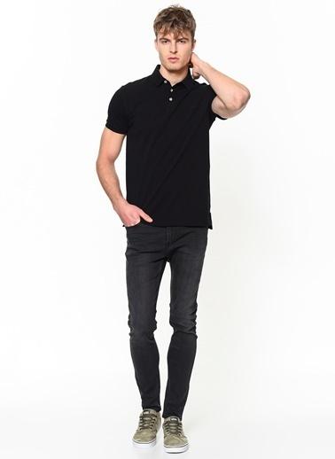 Lee Tişört Siyah